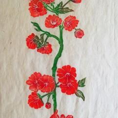 Holzdruck (Japanischer Farbholzschnitt)